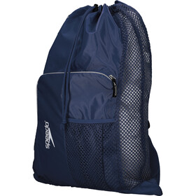 speedo Deluxe Ventilator Mesh Bag L, navy